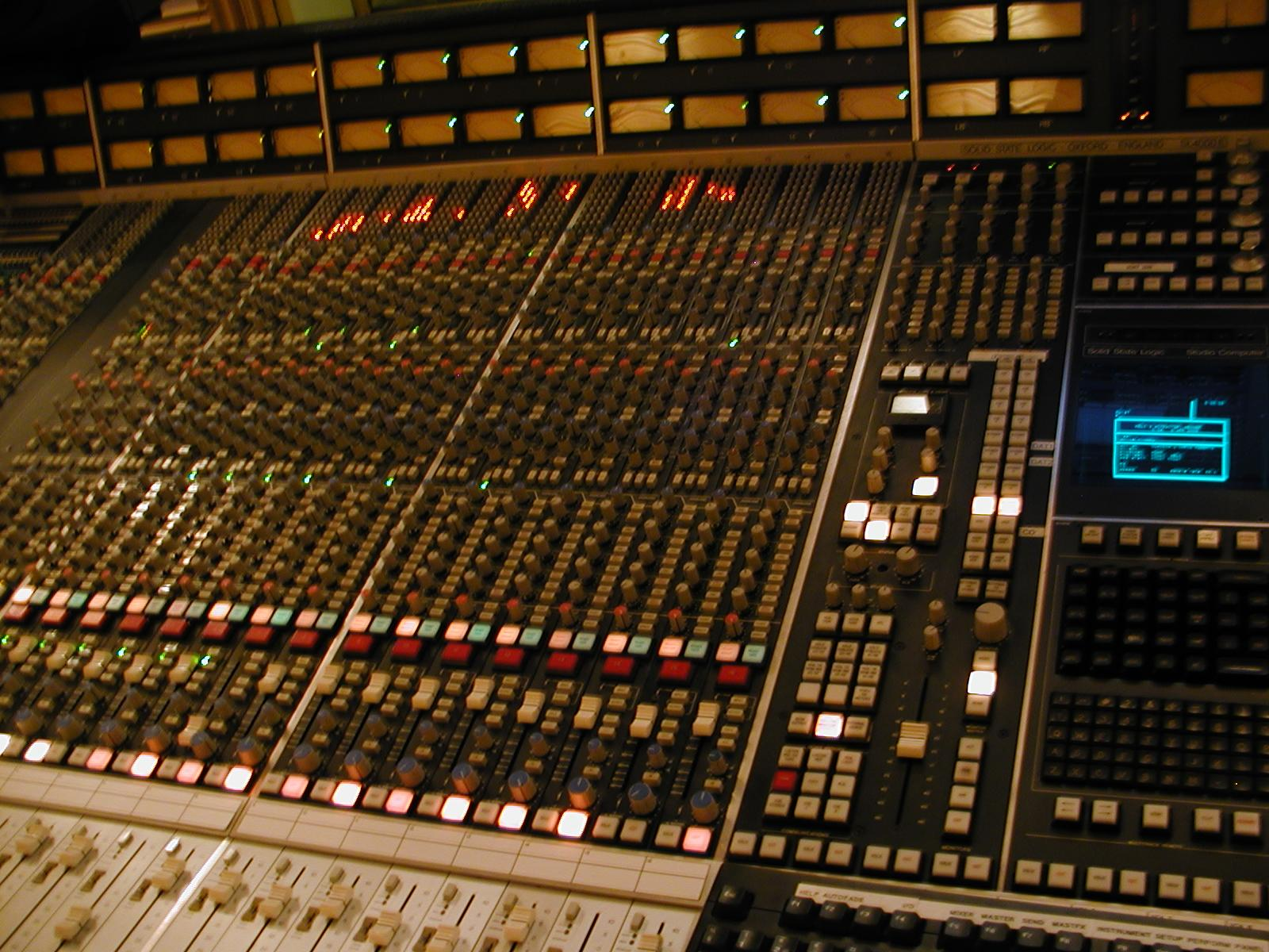 ALL SSL Console Owners, Users & Techs: ROLL CALL! - Gearslutz Pro