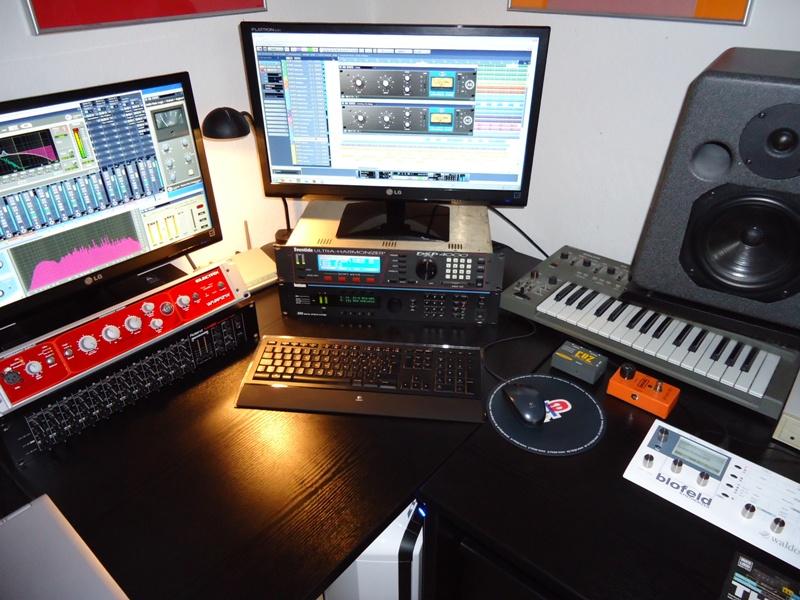 Show Us Your Studio 2012 sudad g studio 002 jpg  Show Us Your Studio 2012. Bedroom Studio Equipment