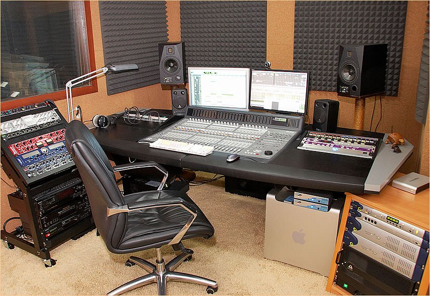 show us your argosy furniture desk console racks gearslutz pro audio community. Black Bedroom Furniture Sets. Home Design Ideas