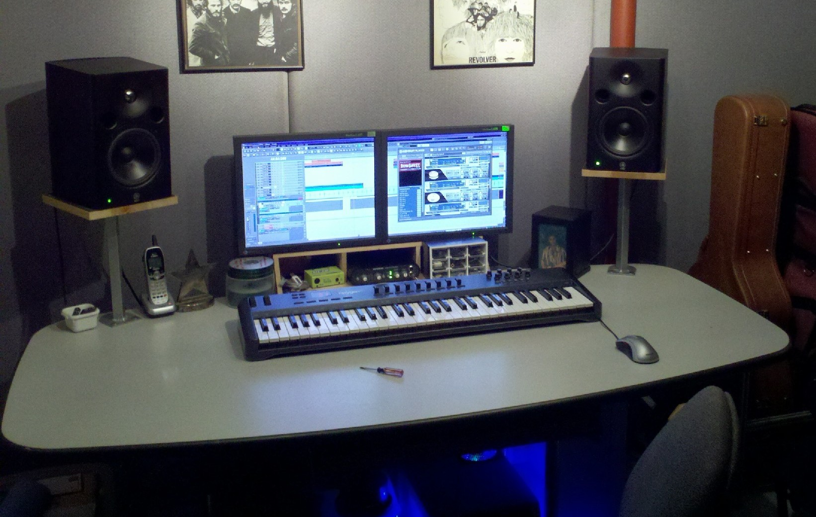 Show Me Your Homemade Or Custom Made Console Studio