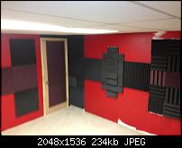 Our New Studio. Drop ceiling issues. What do you guys think?-615591_410899792305574_1943547641_o.jpg