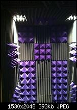Our New Studio. Drop ceiling issues. What do you guys think?-415563_310093419052879_104900929_o.jpg