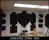 Our New Studio. Drop ceiling issues. What do you guys think?-193384_410899685638918_452489141_o.jpg