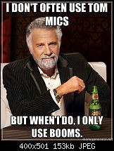 What are you guy using, Tom Mics-mosti.jpg