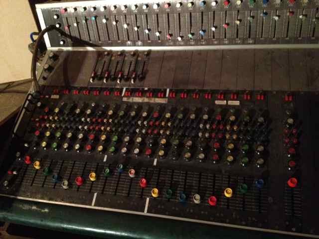 Altec 9300acd Console