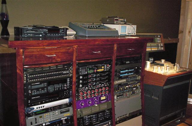 Lovely Show Me Your Homemade Or Custom Made Console Or Studio Furniture NO Premade  Or Bought
