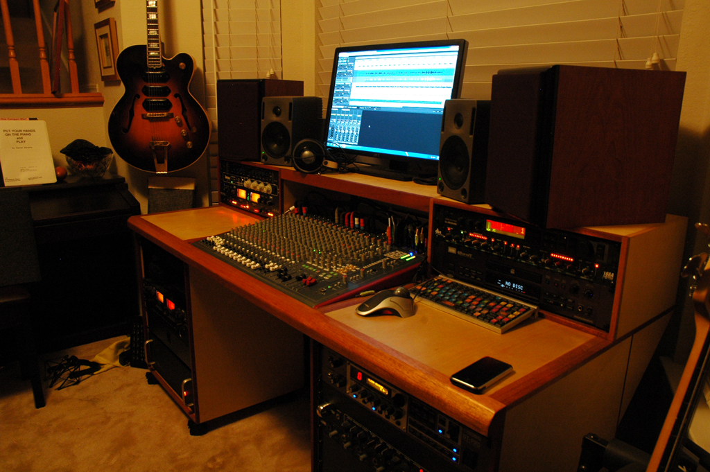 Need A Recording Desk With Rack Space Gearslutz Com