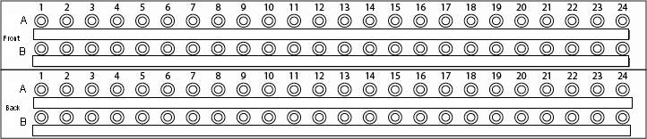 3 5mm Jack Wiring Diagram Bo furthermore Ex le Setup Diagram For A Focusrite Scarlett 2i4 in addition 724459 Synths Effects Patchbay Questions in addition Audio patchbay wiring moreover 4 Pole Speakon Wiring Diagram. on patchbay wiring