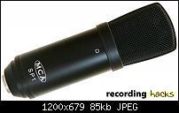 MXL 910 Voice/Instrument Condenser Microphone-sp1.jpg