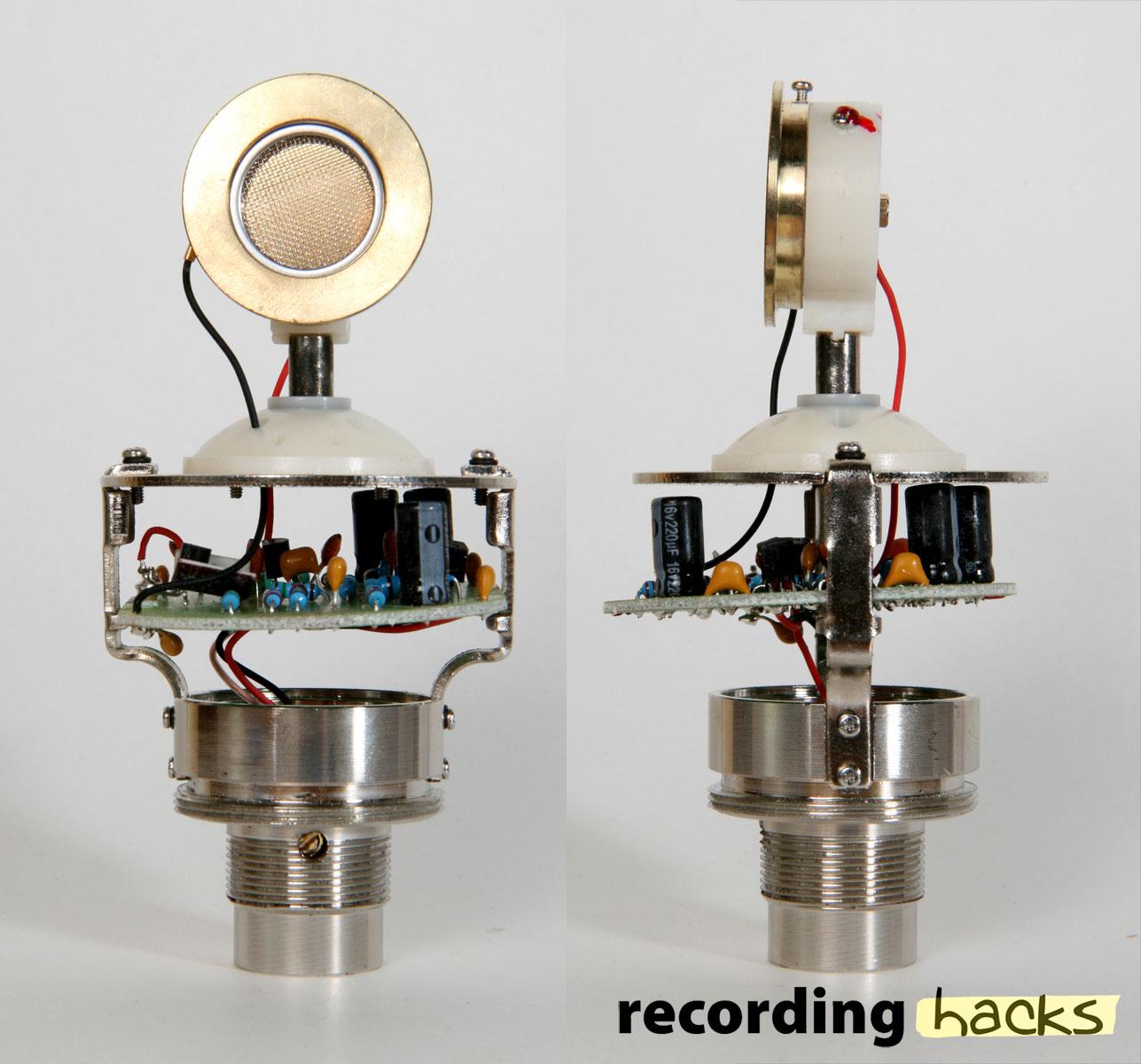 MXL 910 Voice/Instrument Condenser Microphone - Gearslutz Pro ...