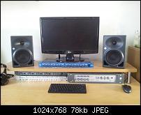 How do organize your equipment in your studio space? Bedrooms to real studios-uploadfromtaptalk1361282540417.jpg