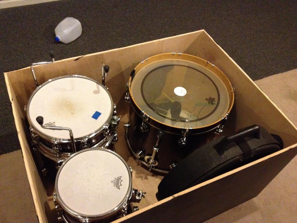 Diy Road Case For Drums Gearslutz