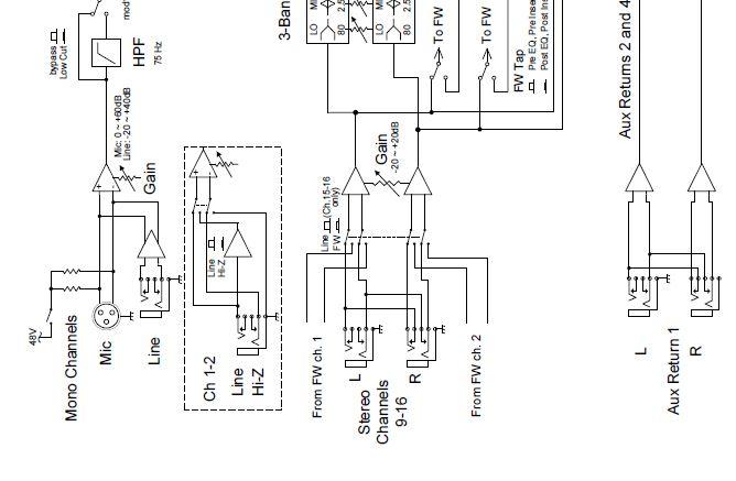 pre s into mackie onyx 1640i gearslutz pro audio community