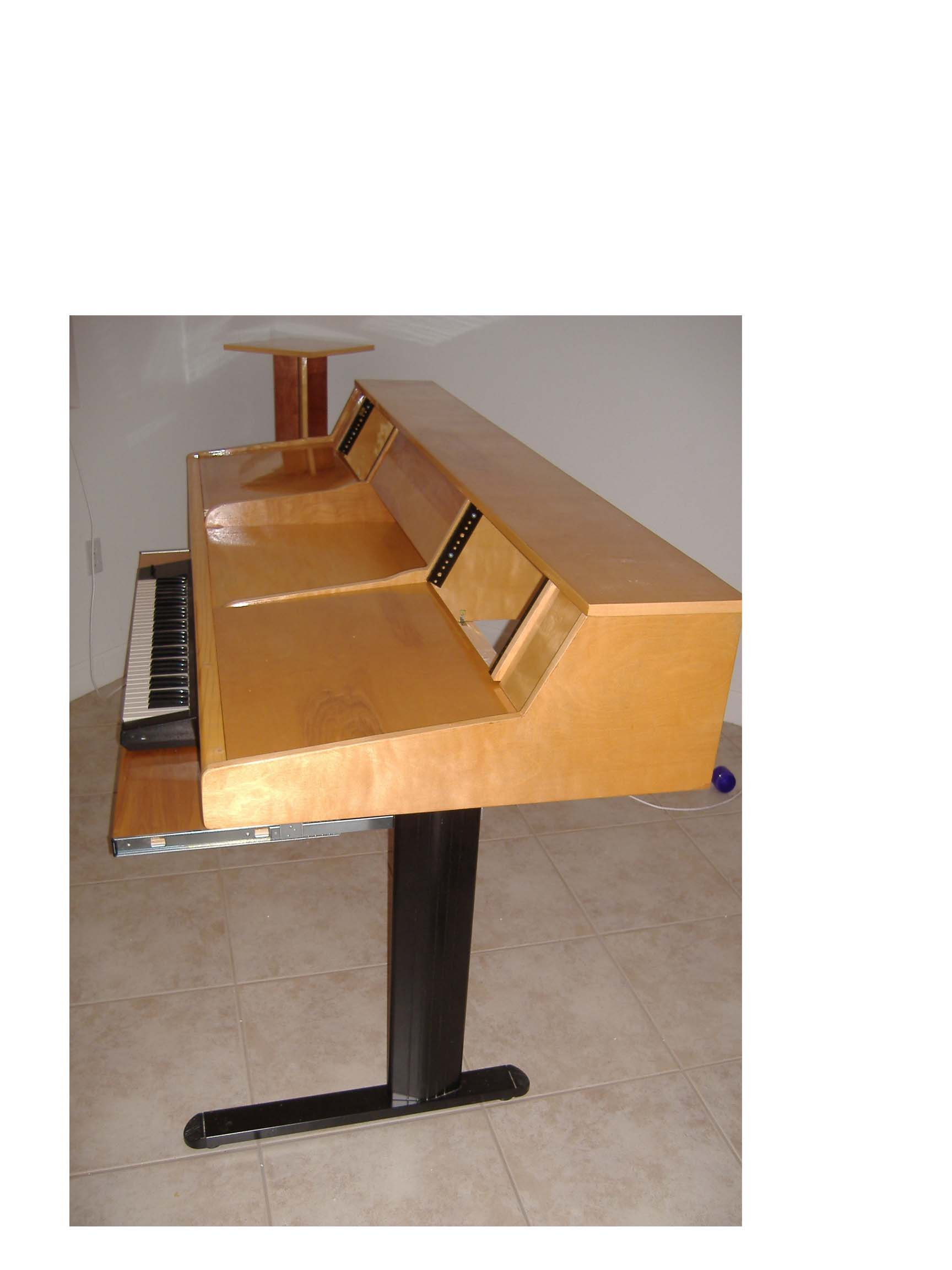 100 recording studio desk plans how to build studio desk pl