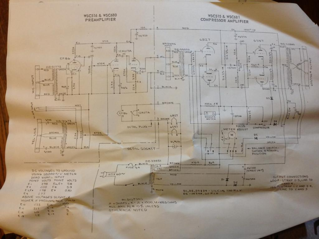 Webster Electric Tube Compressor Schematic Gearslutz Diagram Photo 1 4