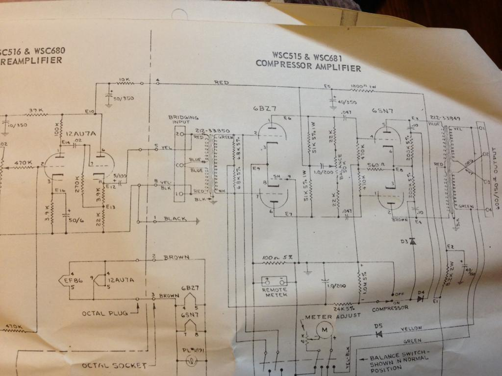 Webster Electric Tube Compressor Schematic Gearslutz Diagram Photo 3