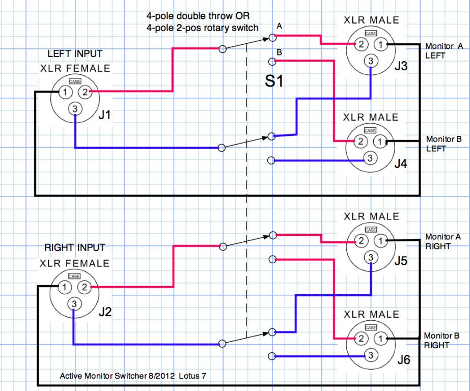 simple  1  4 inch jack plug switch  does it exist
