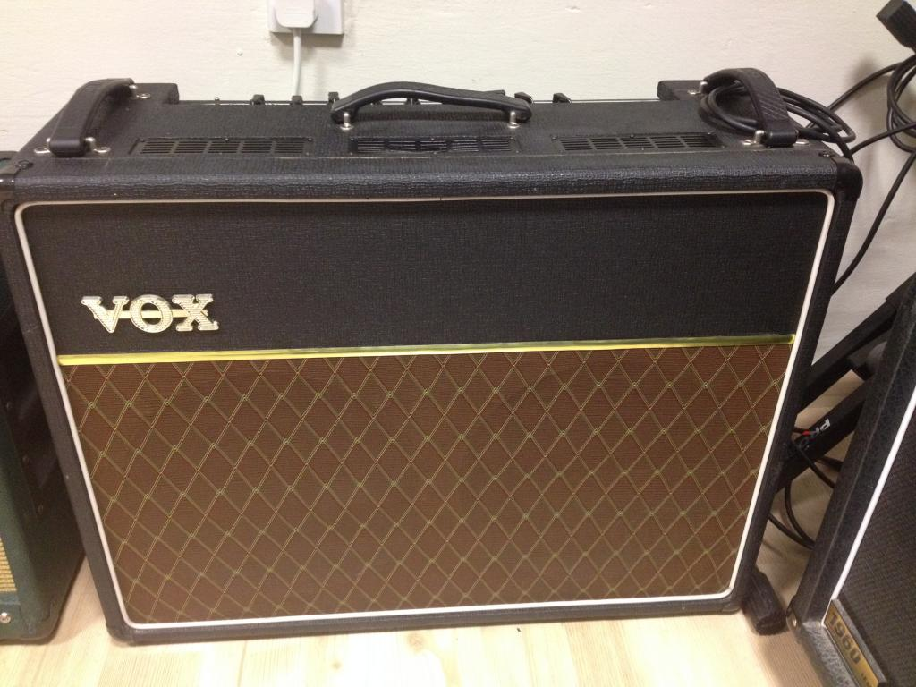 Vox Amp Date of manufacture