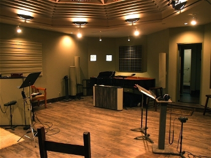 Concrete vinyl wood floors oh my gearslutz pro for Recording studio flooring