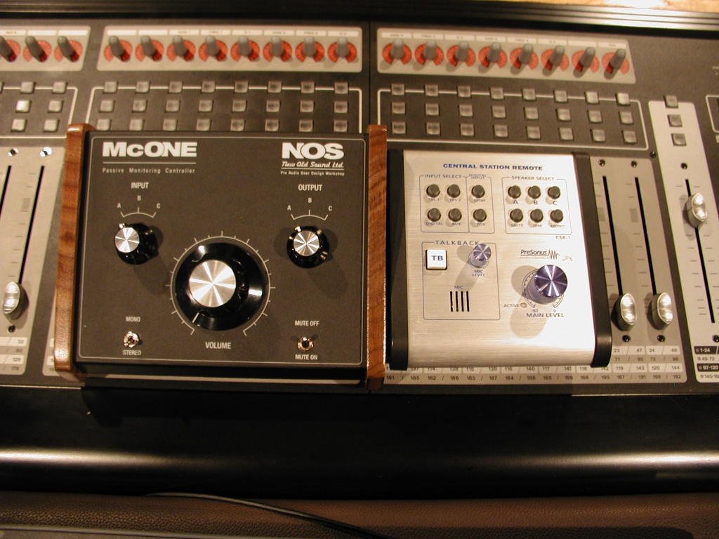 Studio Monitor Controller Best Studio Monitoring Control