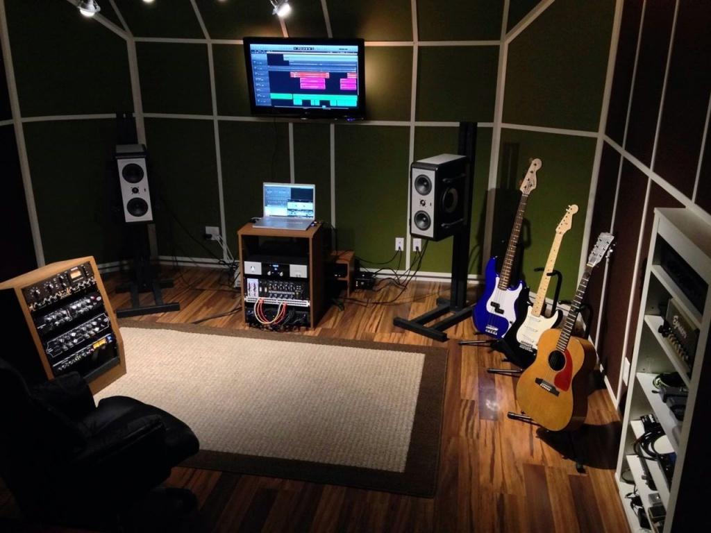 Peachy Home Recording Studio Lighting Edeprem Com Largest Home Design Picture Inspirations Pitcheantrous