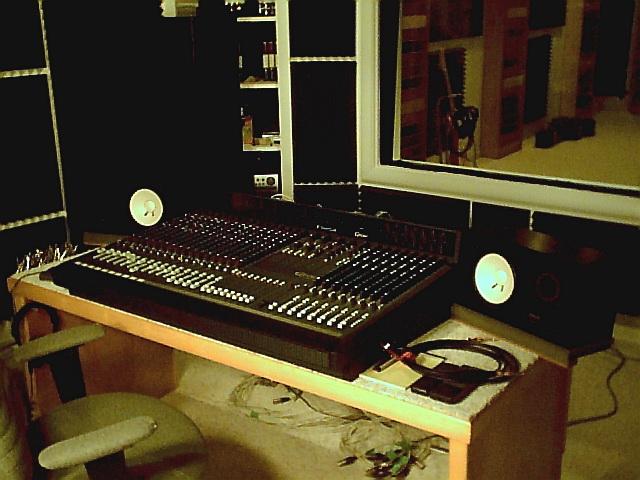 Desk Dimensions homemade studio desk dimensions - gearslutz pro audio community