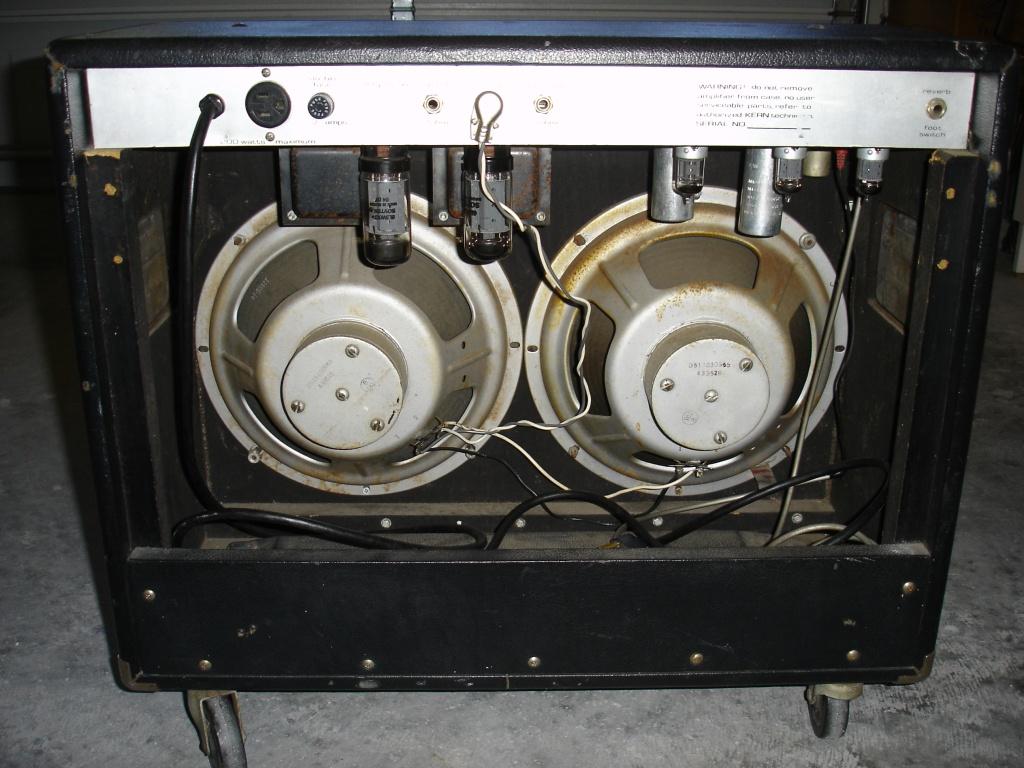 Tube Amp Vintage