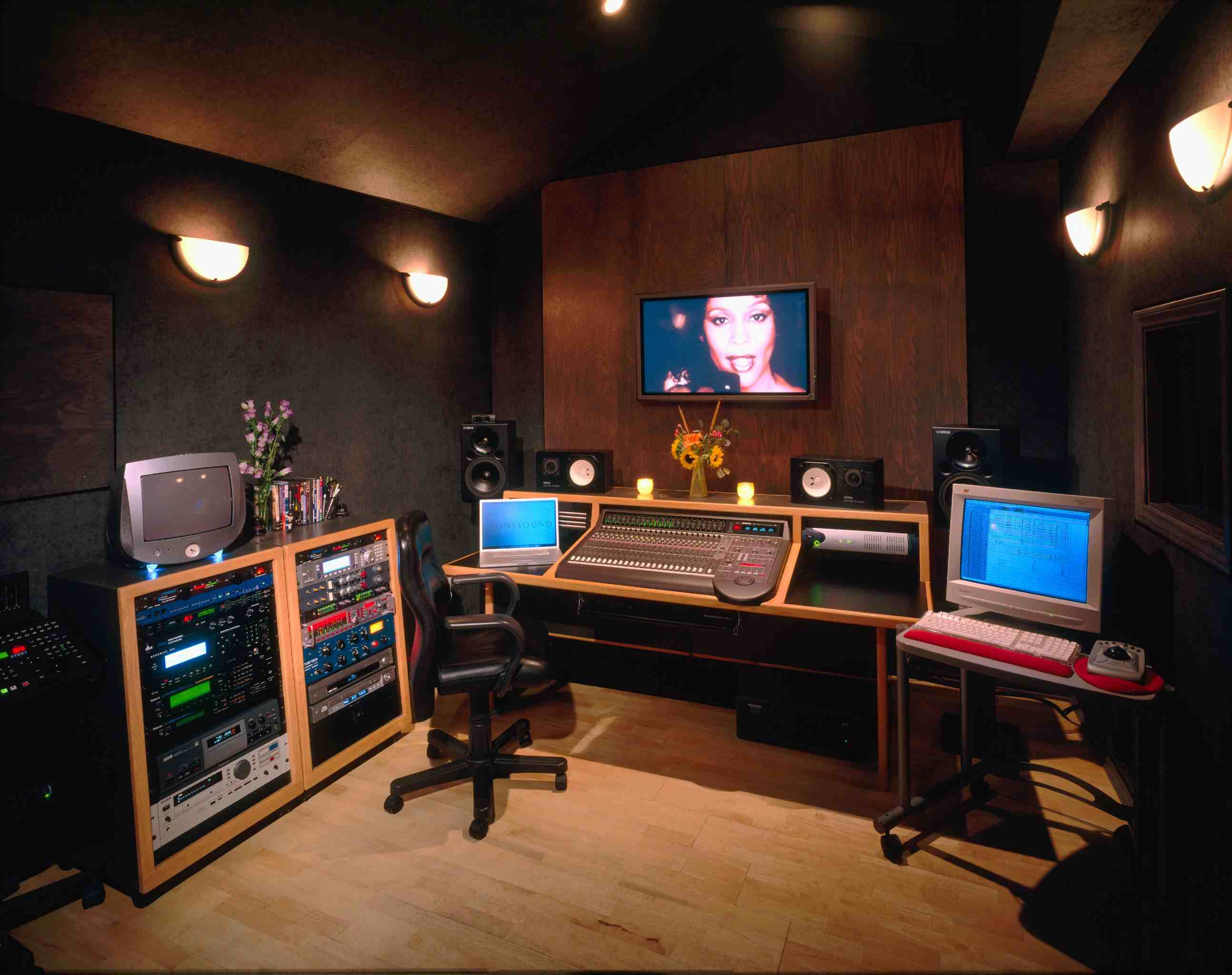 Show me your shed gearslutz pro audio community for Garden shed music studio