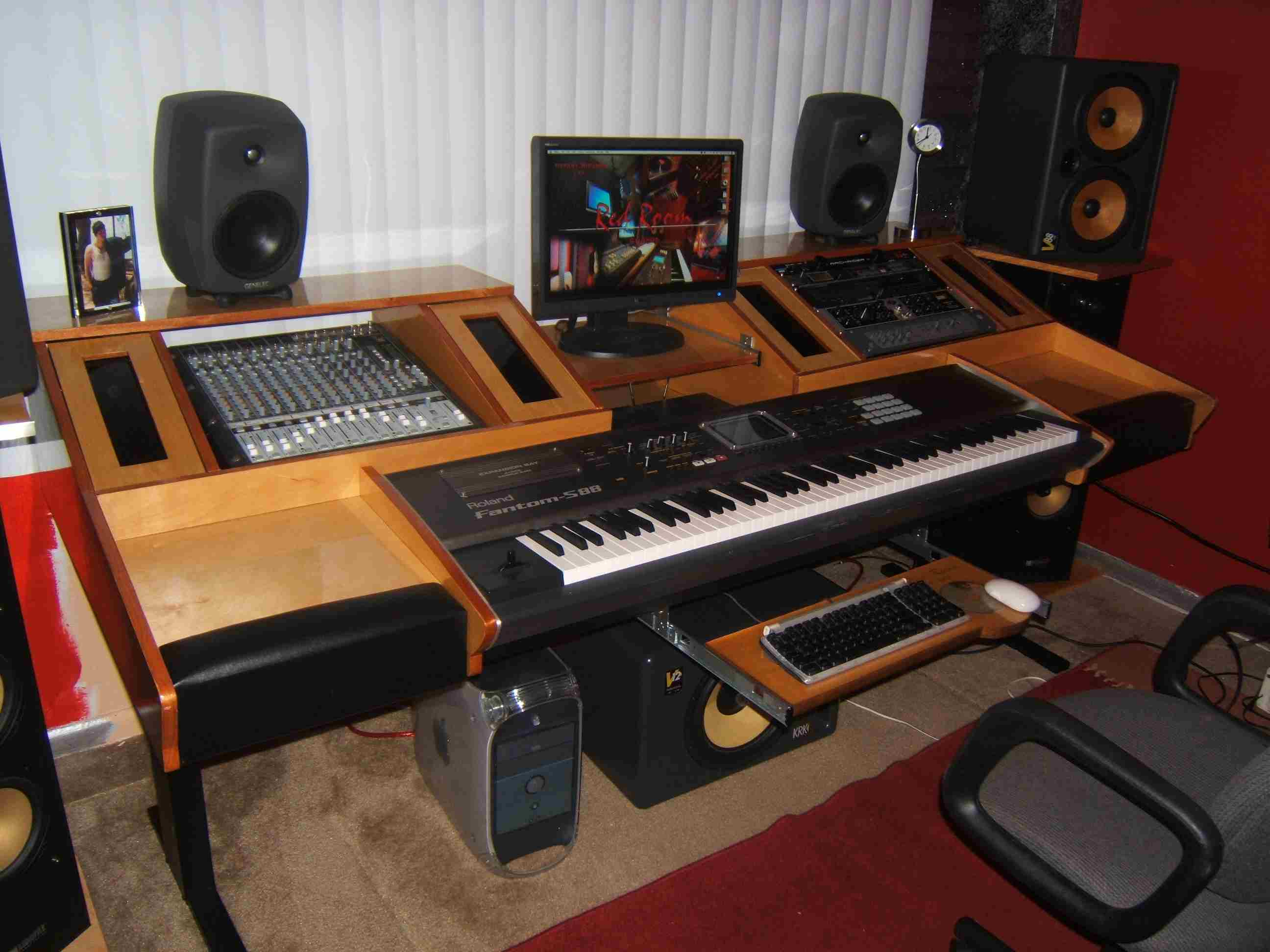 argosy recording studio furniture