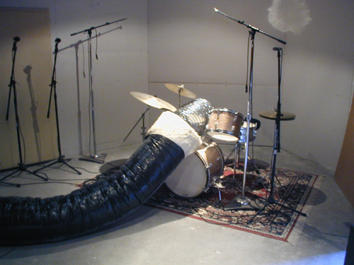 how to make a cheap recording booth