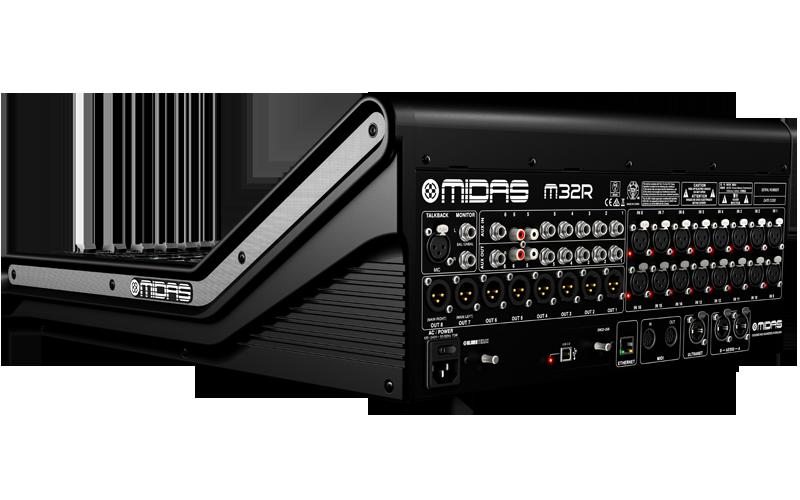 namm 2015 midas m32r digital console for live and studio. Black Bedroom Furniture Sets. Home Design Ideas