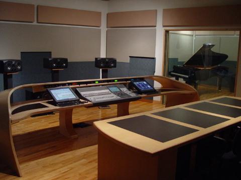 Show Me Your Homemade Or Custom Made Console Studio
