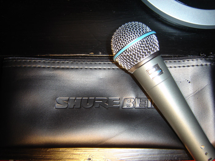 Do I Have A Fake Shure Beta 58a Or Not