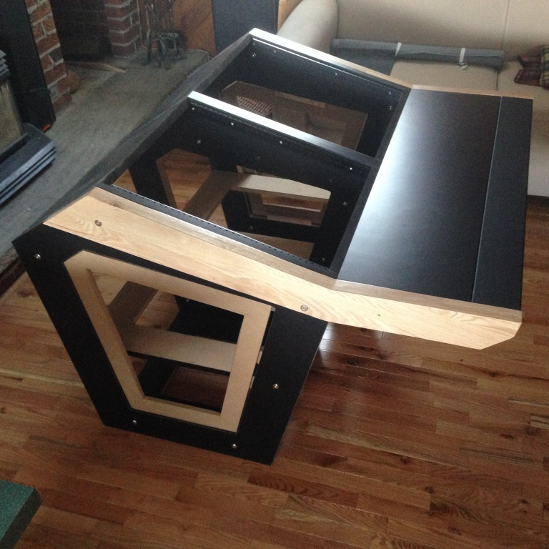 Show Me Your Homemade Or Custom Made Console Or Studio Furniture - Home made furniture
