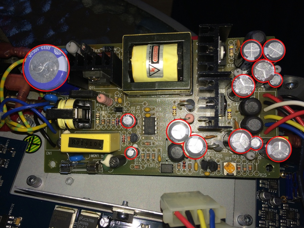 RME Fireface 800 powersupply failure - Gearslutz