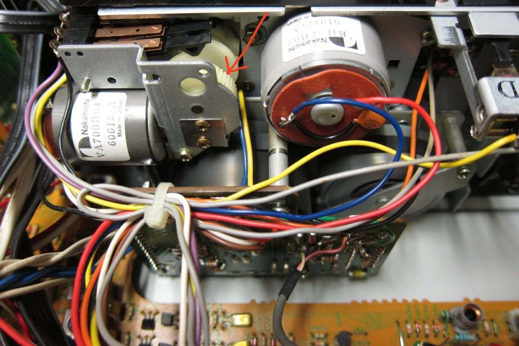 Nakamichi CASSETTE Deck 1.5 Capsatn Belt For Cassette Deck 1 Belt