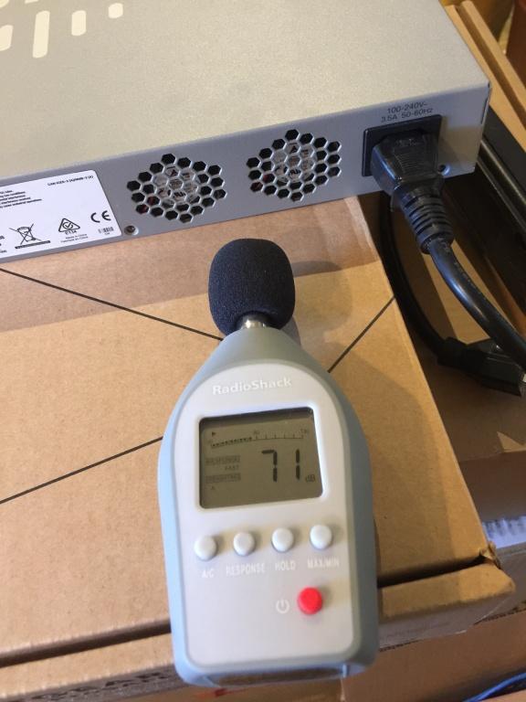computer noise in studio - Gearslutz
