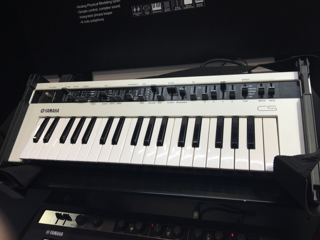 Yamaha Keyboard Some Sounds Are Quiet