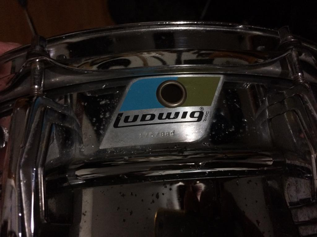 Ludwig serial number dating guide