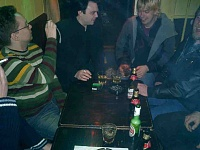Fletcher in london, Gearslutz & Pro Sound Web dinner dance RSVP-bev-goat-prebfletch2.jpg