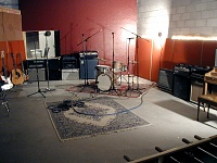What kinds of insturments and other noisemakers do you all keep around?-trackingroom.jpg