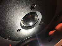 IBC 2019 gear (microphones, monitor speakers, recorders and some other gear)-dynaudio-tweeter-detail.jpg