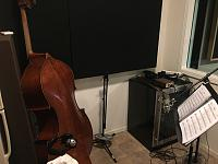 Today in the studio... (photo upload thread)-hr-quartet-11-8-19-kitchen-bass-bock.jpg