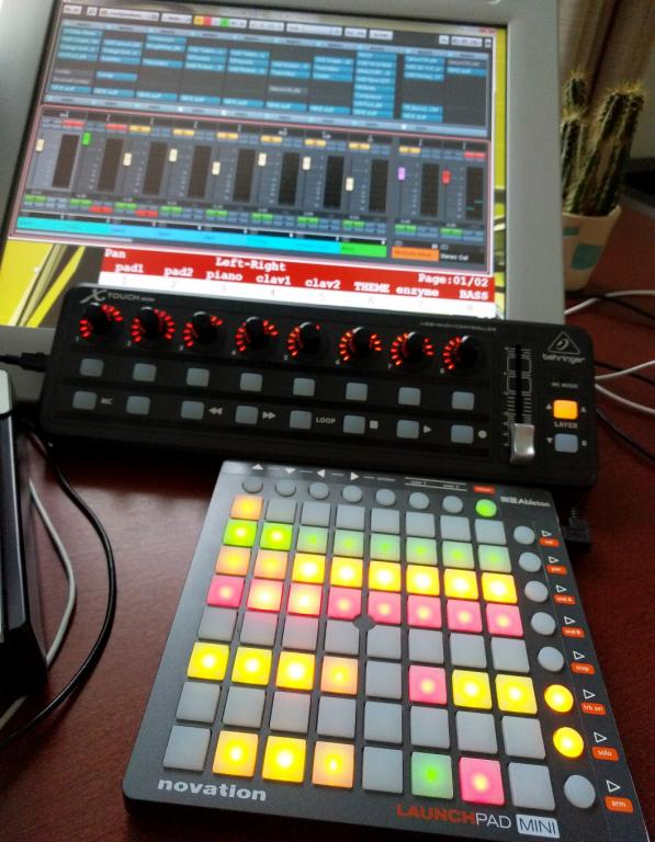 Using Cubase? Check out the Launchpad Mini - Gearslutz