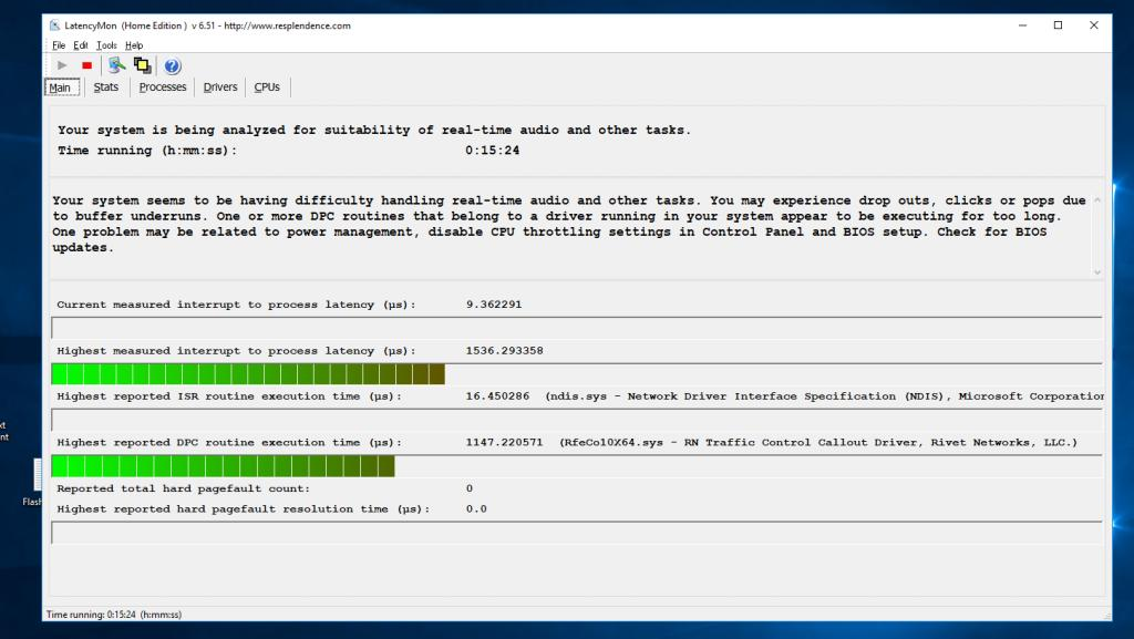 Audio Dropouts Cubase 9 5/Windows 10 AGAIN - Gearslutz