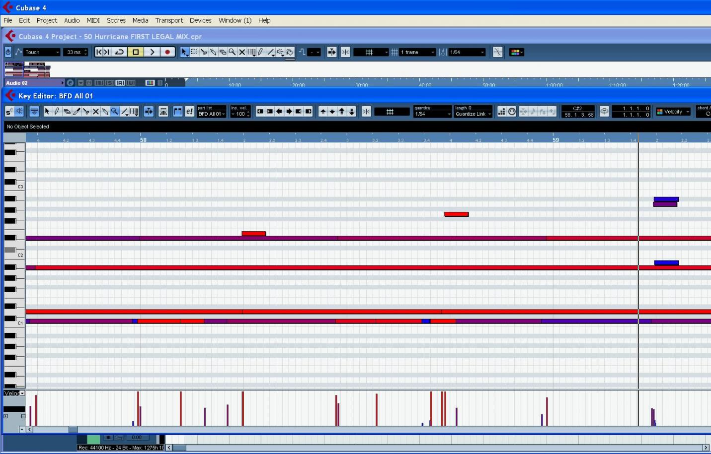 How do you edit and program midi drums in Cubase 4? - Gearslutz