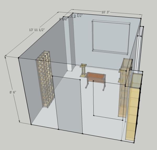 Treating 10 39 x 14 39 room gearslutz pro audio community for 14x14 living room