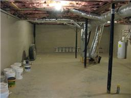 Unfinished Basement Will Enough