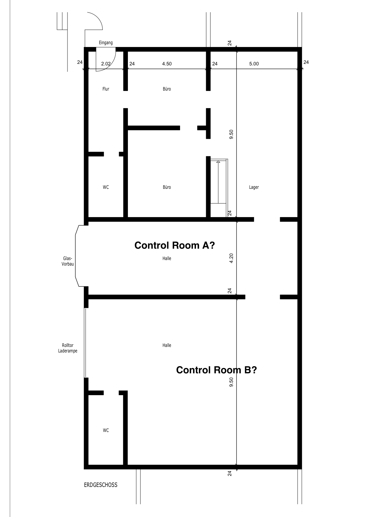 Image gallery studio layout for Room layout help
