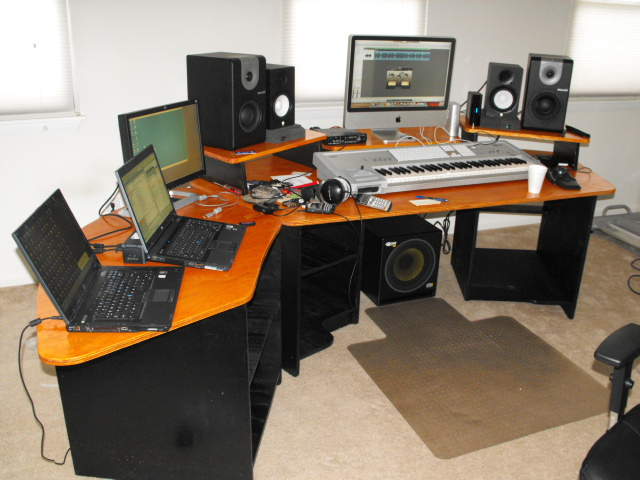 recording studio furniture uk